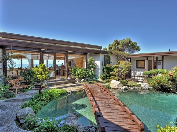 $39,995,000 for a Malibu Double Estate