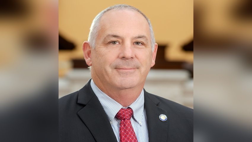 Photo of Ohio State Rep. Stephen A. Huffman.