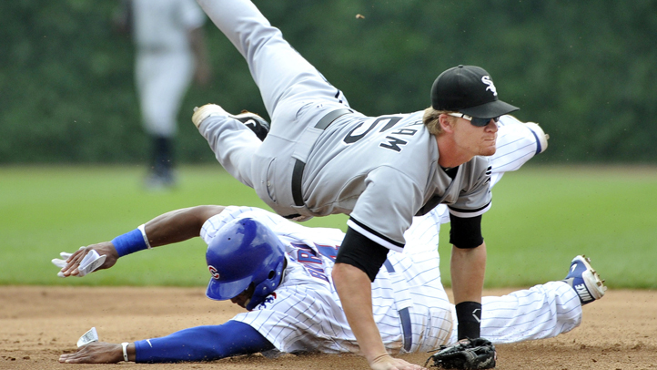 APTOPIX White Sox Cubs Baseball