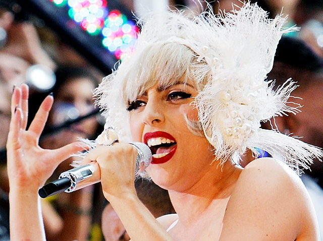 070910 Lady Gaga Today show