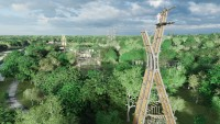 Aerial Adventure Park Touted As North America's Largest Opens This Month in Chicago Suburb
