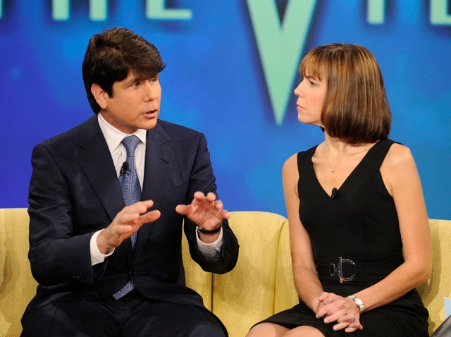 Rod Blagojevich The View
