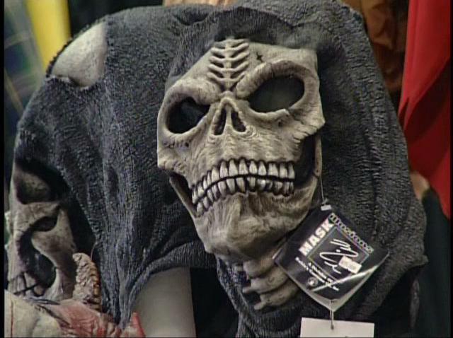 103008 Halloween Mask