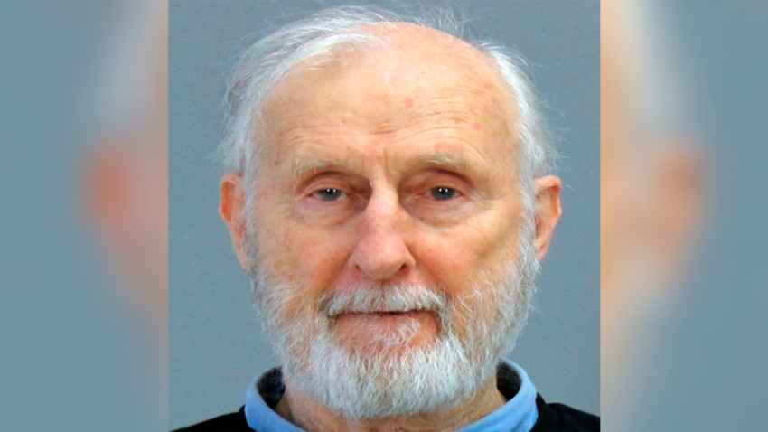 James Cromwell-Protest-Arrest