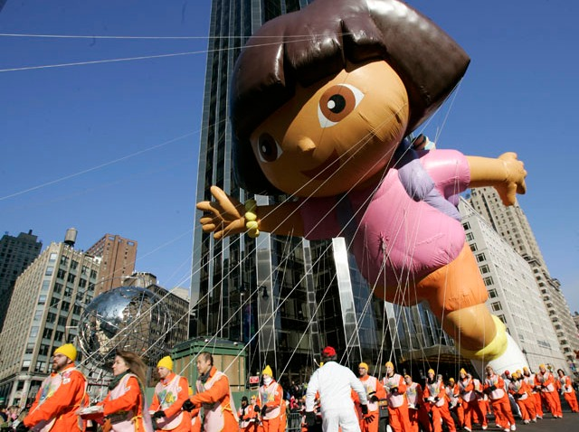 112708 Macys Thanksgiving Day Parade