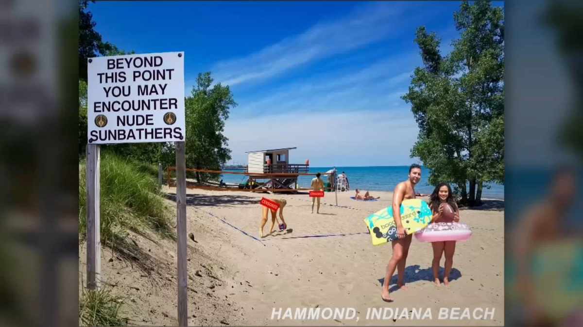 An Indiana Mayors Nude Beach Prank