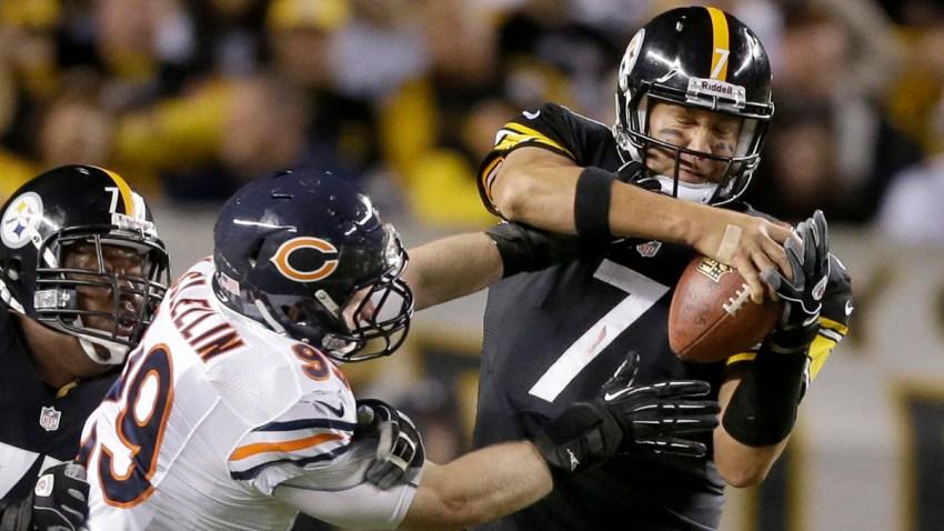 Bears Steelers Football