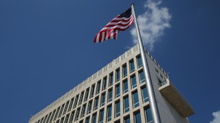 U.S. Embassy in Havana, Cuba