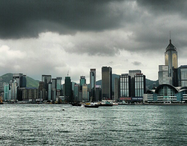 [go4gold] Mainly in Hong Kong. Soon it will rain ... Possible.