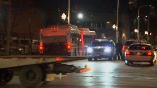 Police investigate CTA bus crash