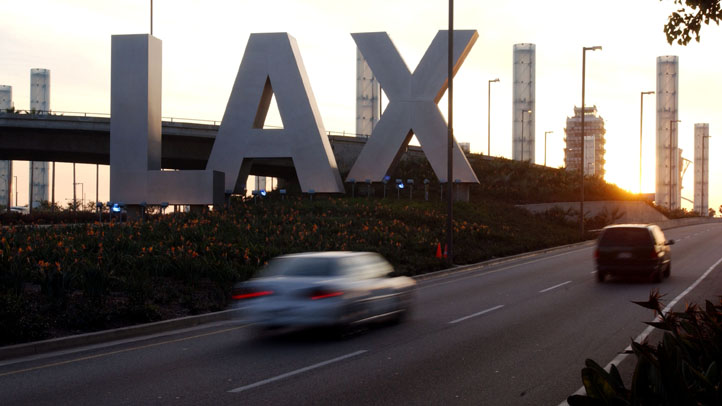 Los Angeles International Airport generic LAX generic exterior 3