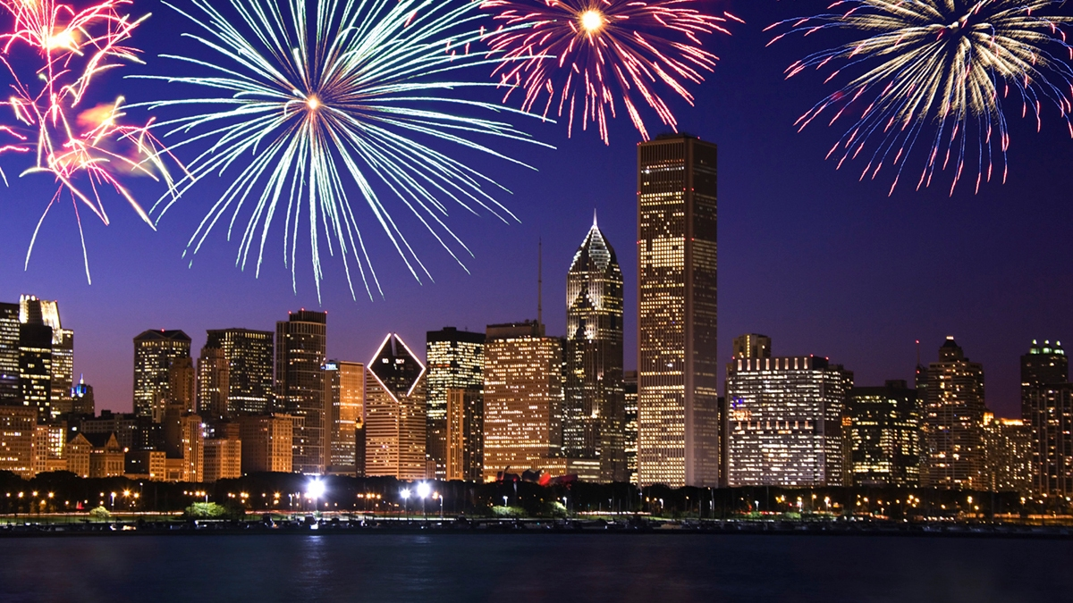 chicago 4th of july fireworks 2020