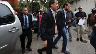 Juan Guaidó Parlamento