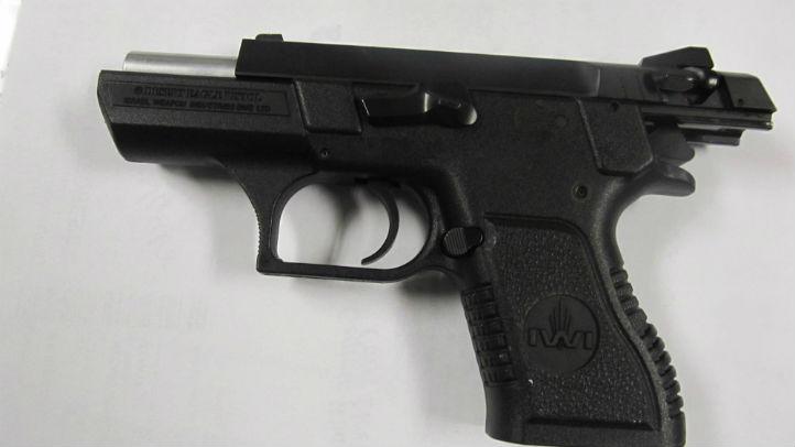 9mm Desert Eagle