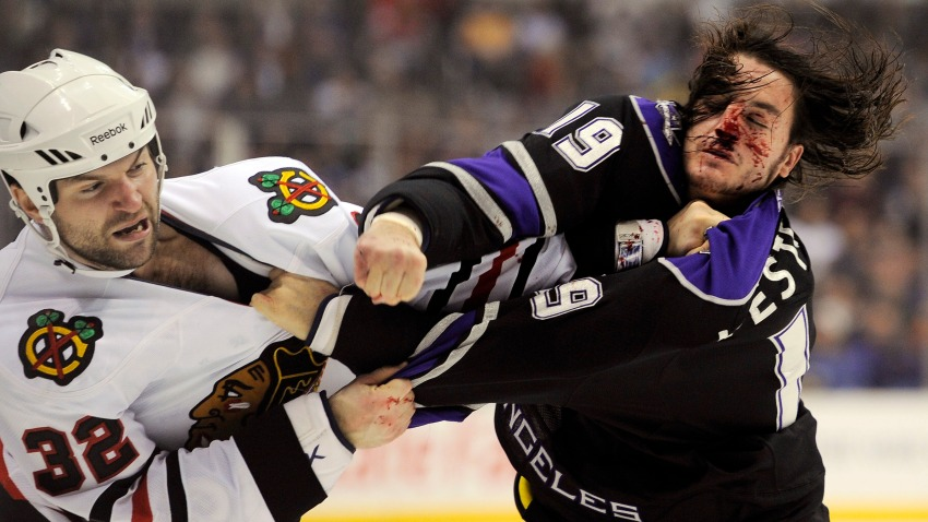 Kevin Westgarth Fight