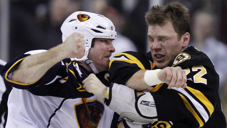 Hockey Officials Want Fighting in Juniors Banned