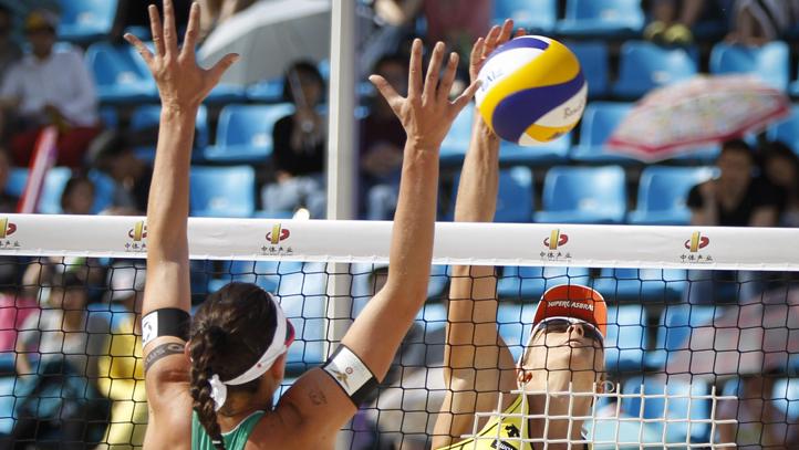 China Beach Volleyball