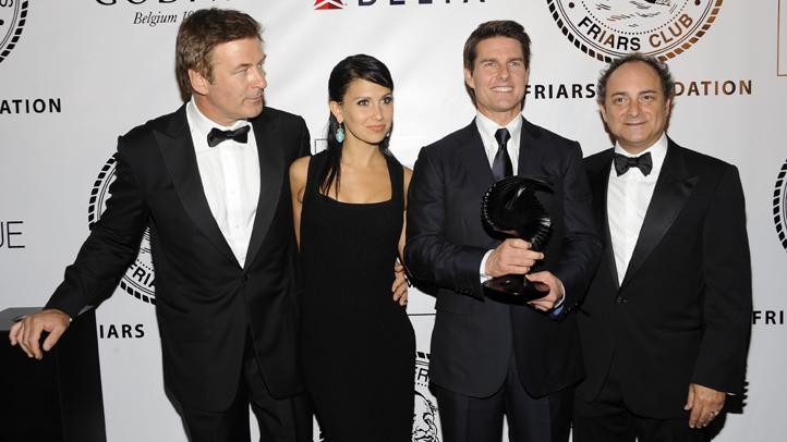Friars Club Honors Tom Cruise