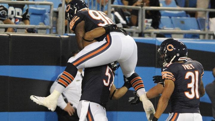 Bears Panthers Football