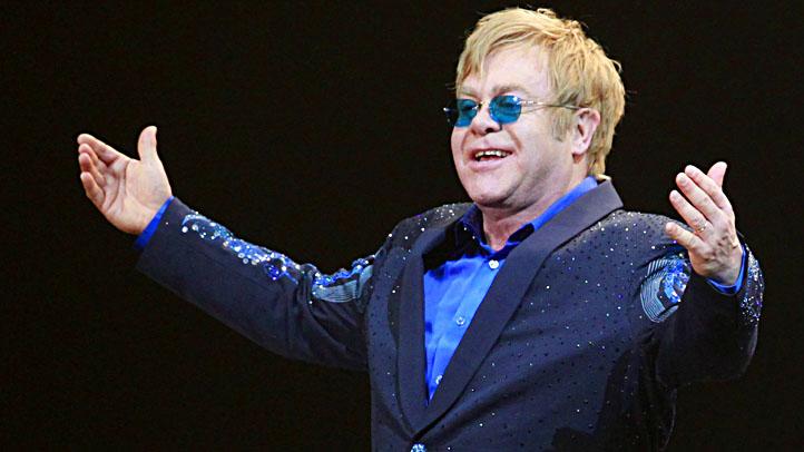 China Elton John