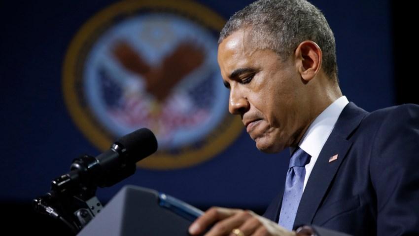 Obama Veterans Health Care