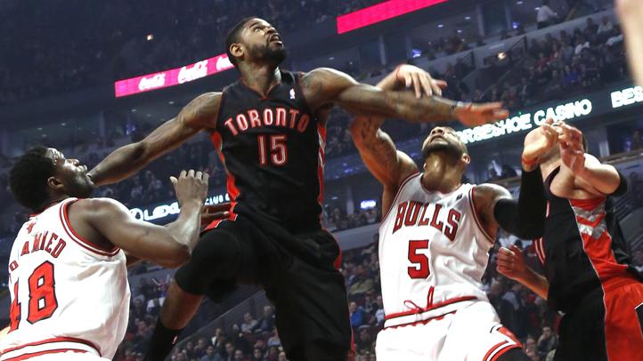 Raptors Bulls Basketball