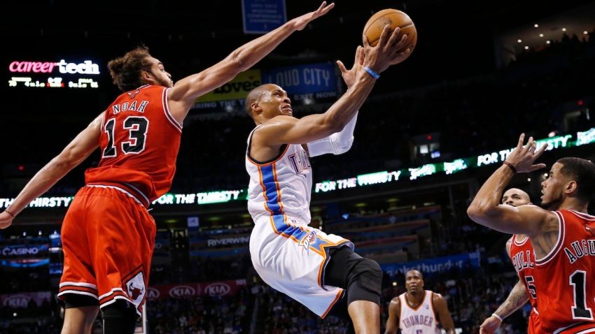 Bulls Thunder Basketball