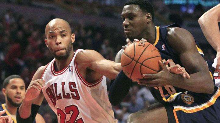 Pacers Bulls Basketball