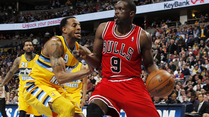 Bulls Nuggets Basketball
