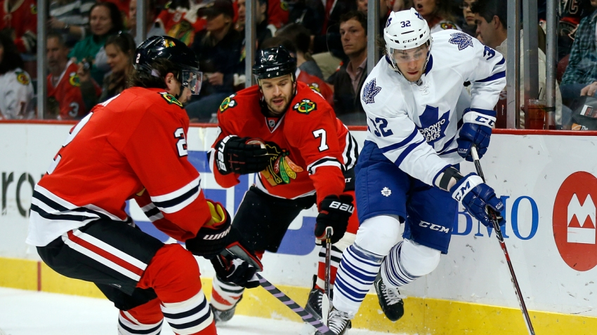 Maple Leafs Blackhawks Hockey