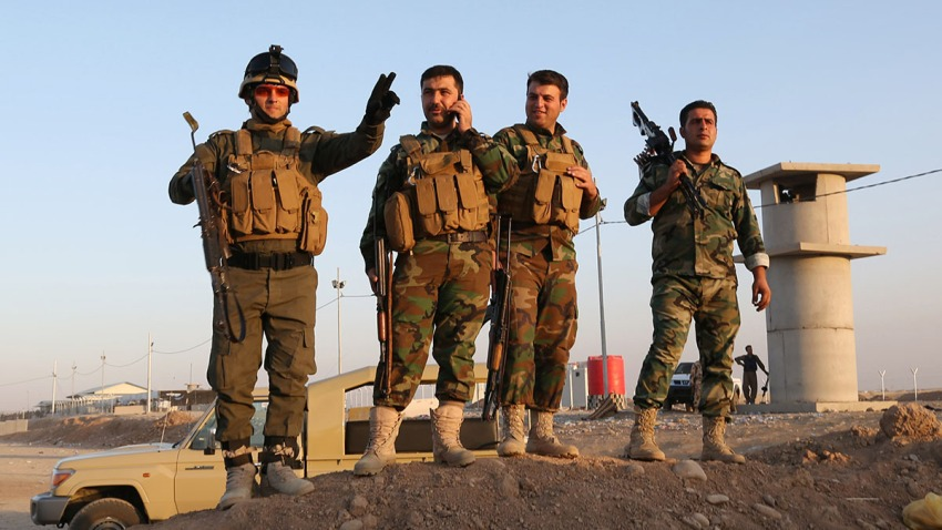 CORRECTION Mideast Iraq