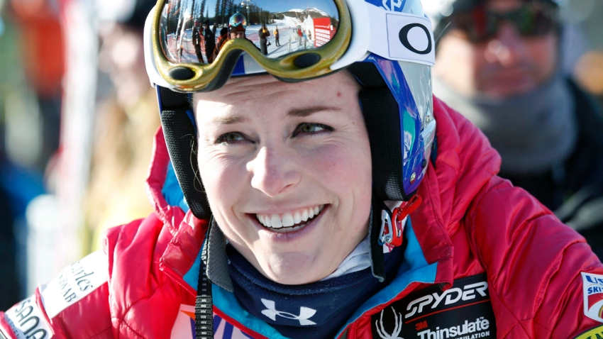 Canada World Cup Womens Downhill Skiing