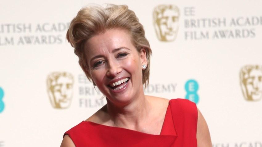 Britain EE British Academy Film Awards 2014 Winners Room