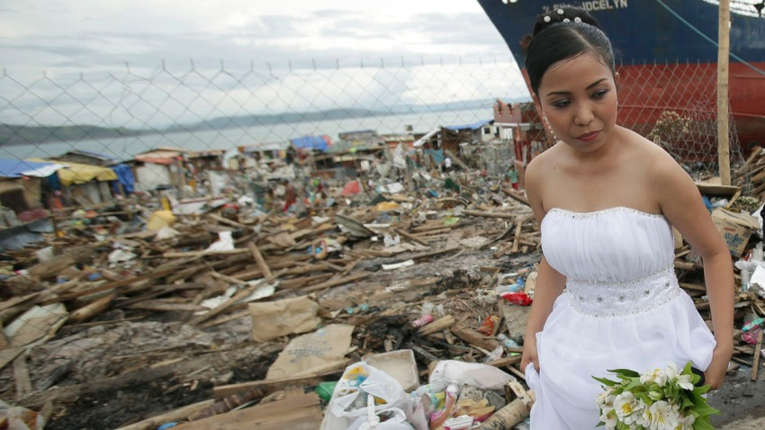 CORRECTIONPhilippines Typhoon One Month On