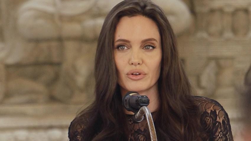 Cambodia Angelina Jolie