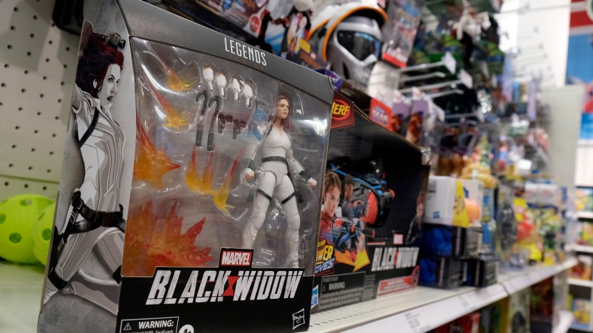 Movie related products hit store shelves