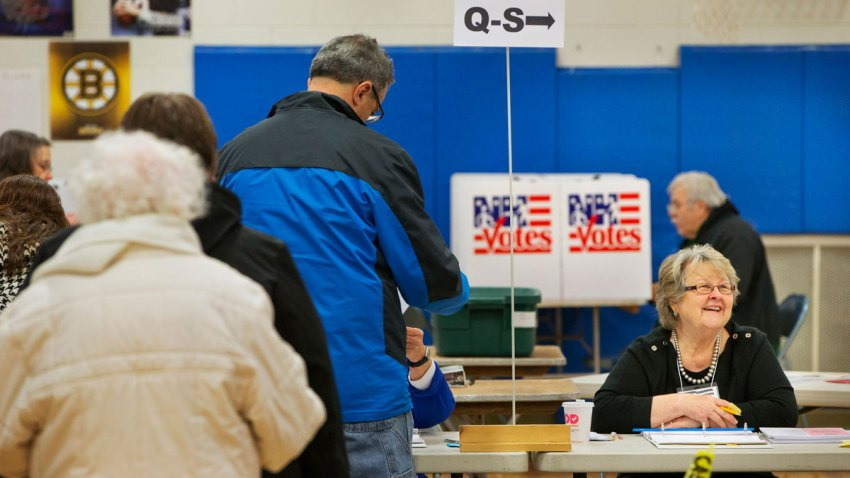 New Hampshire 2016 Votes