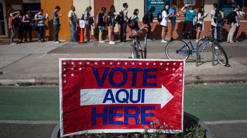 Election Texas