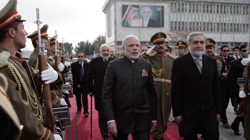 Afghanistan India