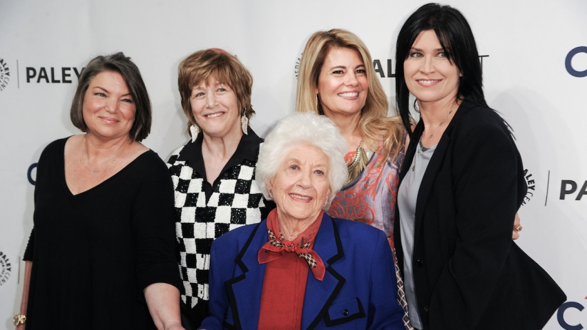 """2014 PALEYFEST Fall TV Previews - """"The Facts Of Life"""" Reunion"""