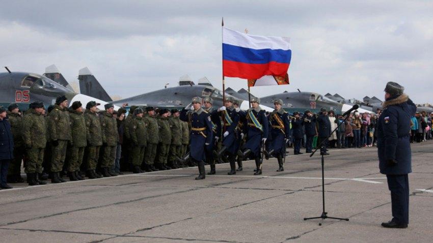 Russia Syria Talks