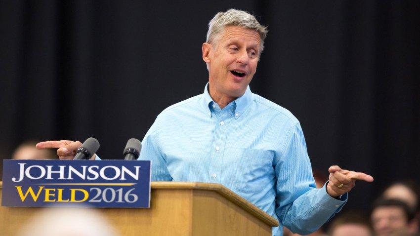 Campaign 2016 Johnson
