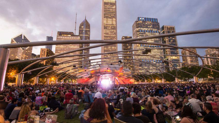 Festival Musical en Grant Park