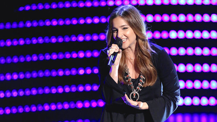 Alisan Porter Voice Audition