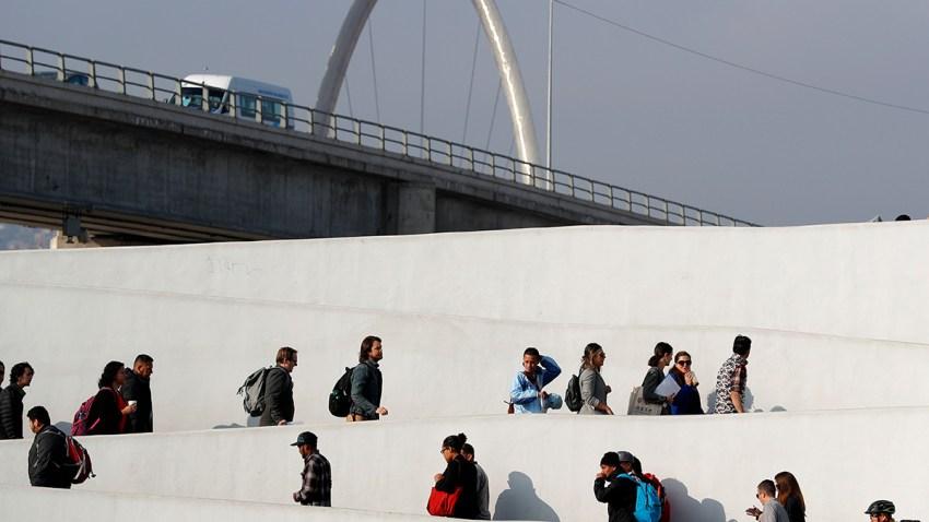 US Mexico Asylum Seekers