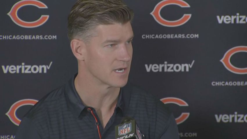 Ryan Pace - Hired 1/8/15