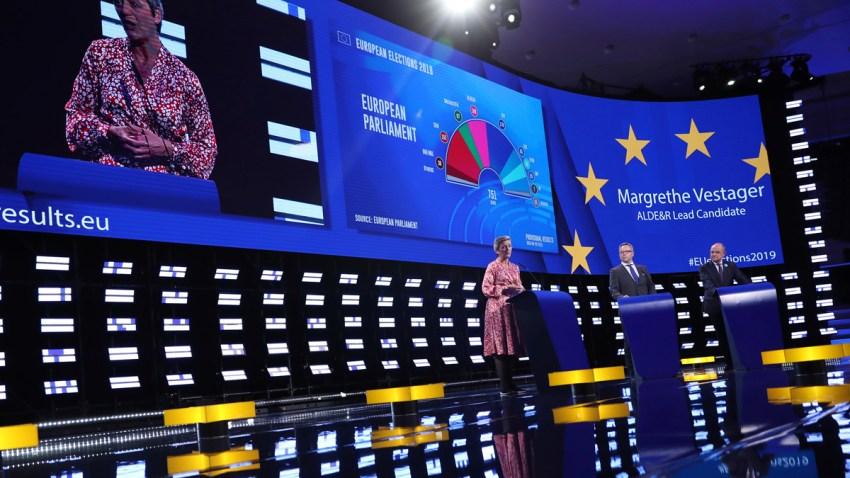 Belgium European Elections