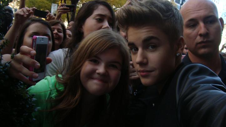 Bieber in Chicago
