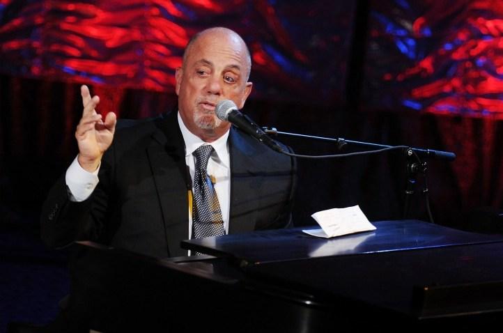 Billy Joel Memoir