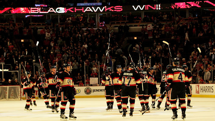 Blackhawks-Hurricane
